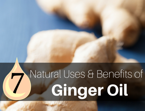 Ginger Essential Oil Benefits and Uses
